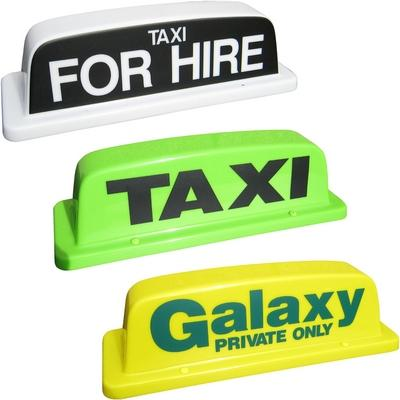 "18"" Standard Taxi Roof Sign"