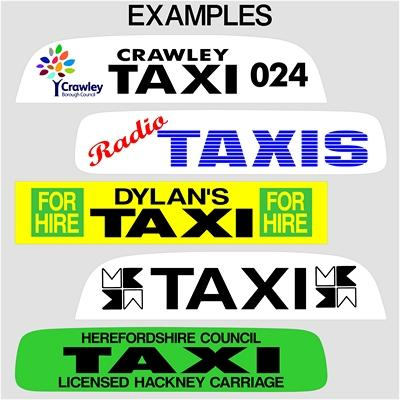 "30"" Taxi Sign Lettering (1)"