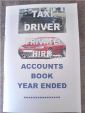Taxi/Bus Drivers Account Book
